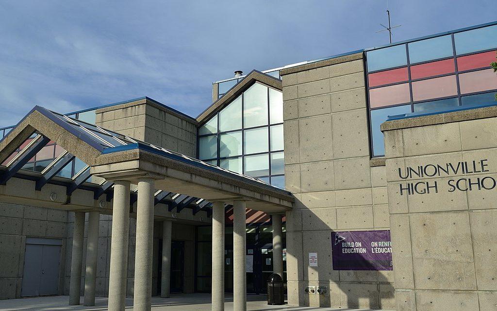 约克区公立教育局 YRDSB Unionville High School